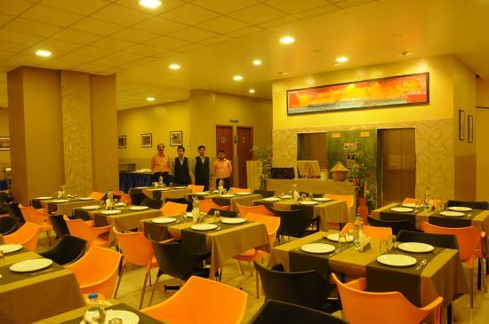 Hotel Bangalore Gate: Restaurant