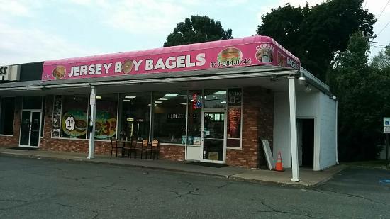 Jersey Boy Bagels