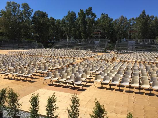 Furnari, Italia: Arena di Portorosa