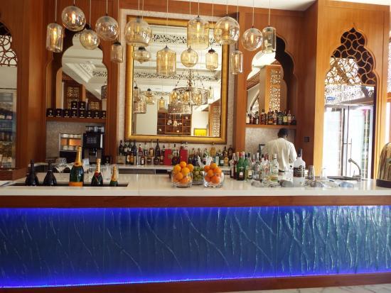 Park Hyatt Zanzibar: Bar