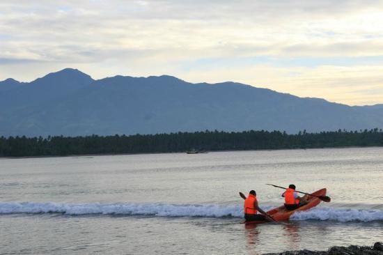 Mati, الفلبين: botona