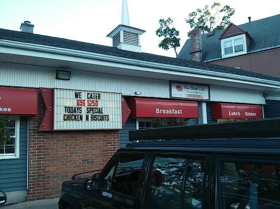 Tully, estado de Nueva York: Elm Steet Cafe