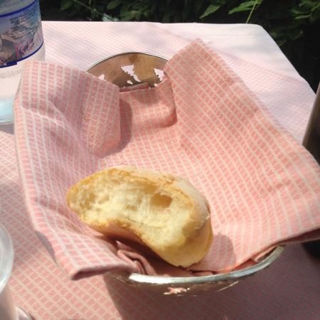 Hotel Florence : färskt bröd