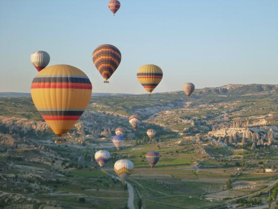 Urgup Experience - Picture of Urgup Balloons, Goreme ...