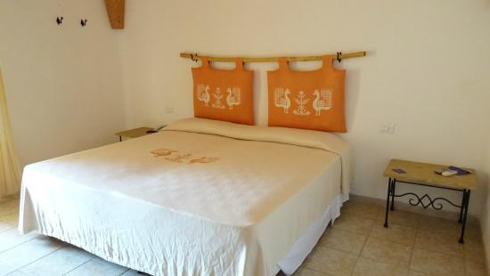 Park Hotel Cala di Lepre & Spa: Lit de grande taille !!!!