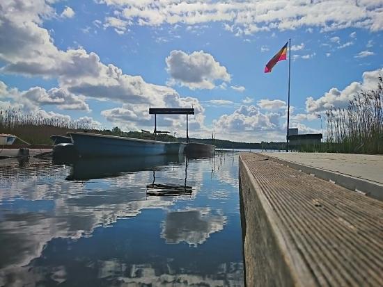 Kratzeburg, Germany: Einsatzstelle bei Kanu-Hecht