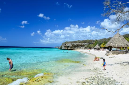 Cas Abao Beach: praia de Cas Abou, uma das melhores de Curaçao