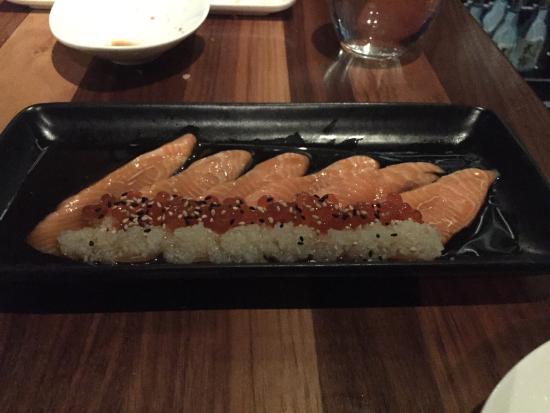 Kyo bar japonais fotograf a de kyo bar japonais montreal for Aix cuisine du terroir montreal