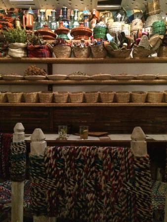 Decoraci n picture of la cocina del desierto madrid tripadvisor - Restaurante la cocina del desierto ...