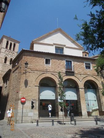 El Greco - Picture of Iglesia de Santo Tome, Toledo ...