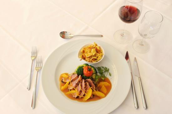 Hotel Solsana: Restaurant