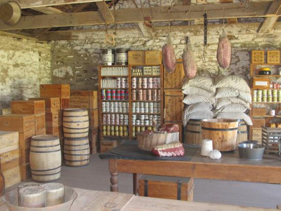 Fort Larned National Historic Site: You almost feel like handing over an order for supplies!
