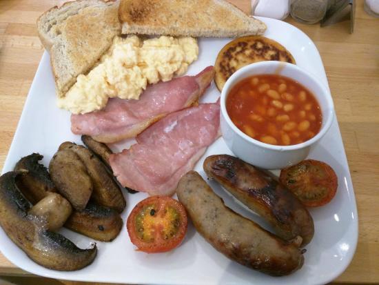 Best Breakfast In Aylesburys Old Town The Coffee Tree