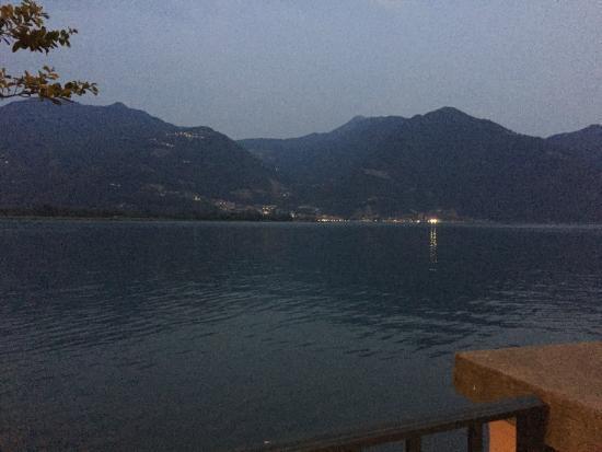 Vista Lago - Picture of Le Terrazze, Lovere - TripAdvisor