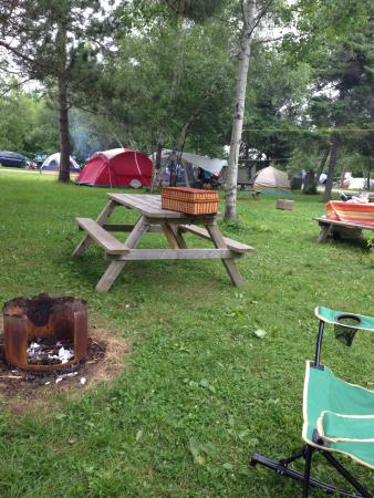 Camping shediac parlee beach
