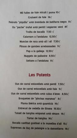 Restaurant l'Olla: fotografía de Restaurant L'Olla, Sant