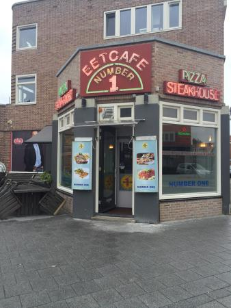 Eetcafe Number one