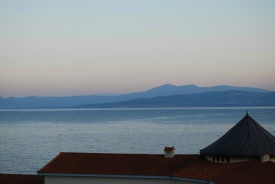 Kentrikon Hotel and Spa: sea view
