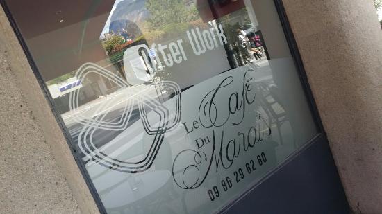 Le Cafe Du Marais