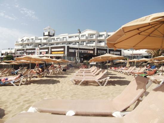 Be Live Lanzarote Beach Hotel First Choice