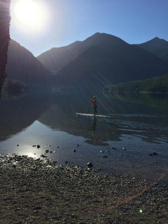 Condon, MT: Morning Paddleboarding