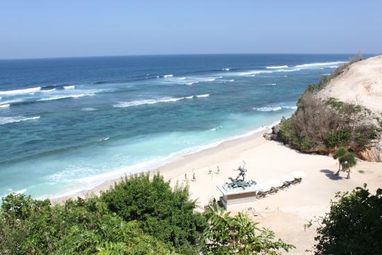 Banyan Tree Ungasan, Bali: Beach