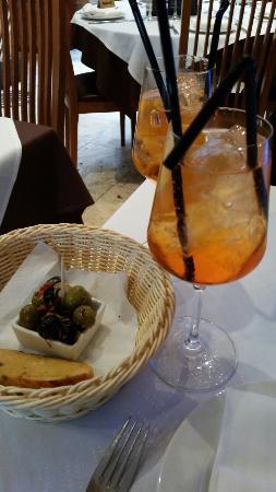 Zonzo Restaurant: Great Food