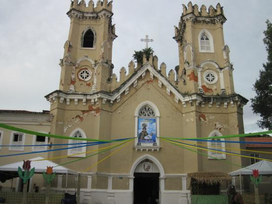 ‪Santo Antonio Church‬