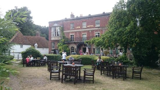 Farningham United Kingdom  city photos gallery : The Lion Picture of The Lion, Farningham TripAdvisor