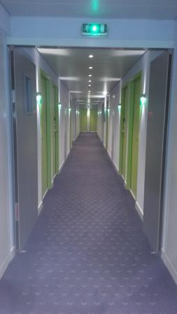 Bho Hotel : Corridor