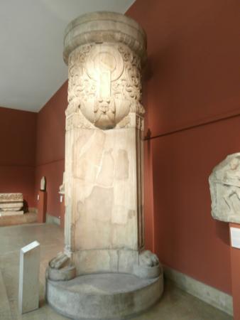 Mileto tripode foto di museo di pergamon berlino - Porta di mileto ...