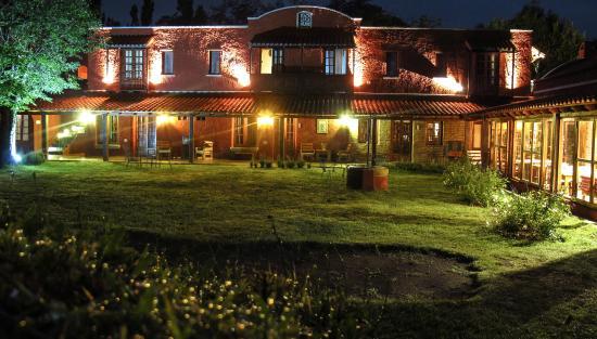 El Durazno, Argentina: Vista hotel