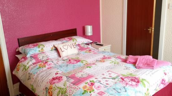 St Kilda Hotel: un suite bedroom