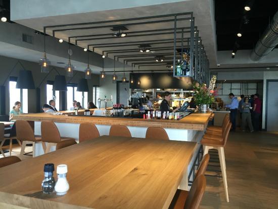 Restaurant picture of mercure amsterdam sloterdijk for Hotel amsterdam stazione