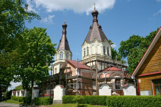 Trakai Orthodox Church