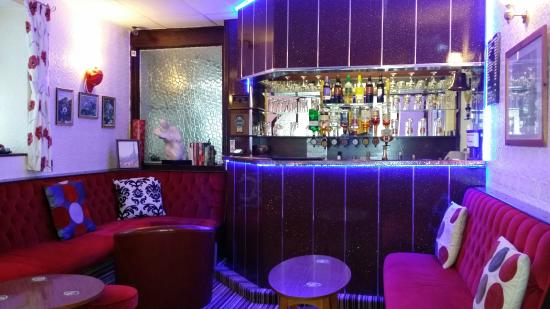 St Kilda Hotel: the cosy bar