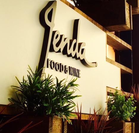 Jenda Food And Wine Bar Jenda At Montecasino