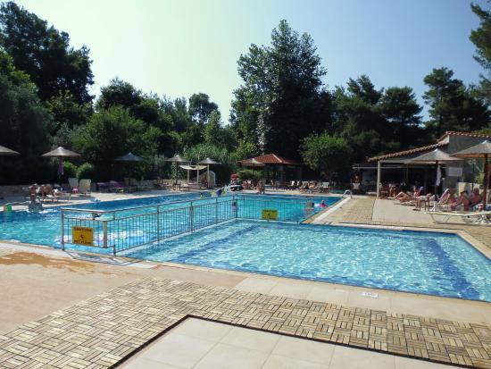 Pool Picture Of Myrtia Hotel Koukounaries Tripadvisor