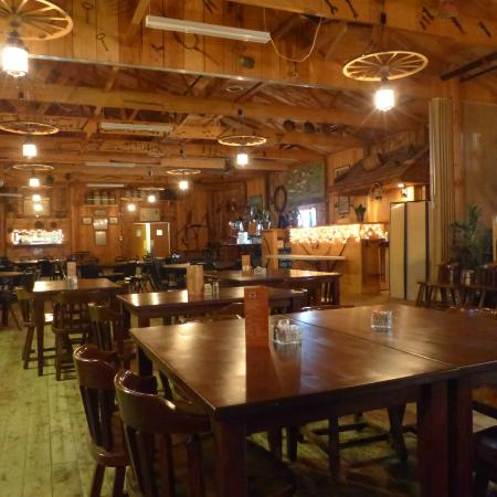 Terry Bison Ranch: la salle de restaurant