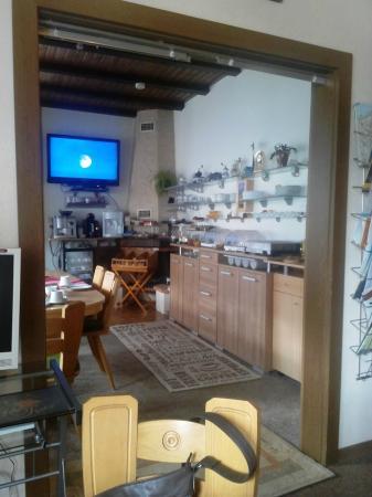 Pension Winzerhaus : Breakfast room