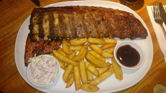 Pencoed, UK: Tasty food