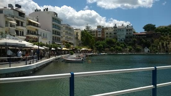 Cafe Kanali: View from the Kanali