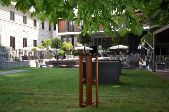 Pranzo al giardino bulgari picture of il ristorante milan
