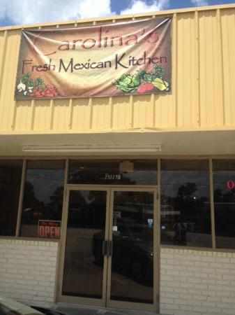 Carolinas Fresh Mexican Kitchen