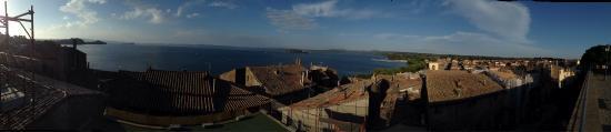Marta, Itálie: Vista panoramica