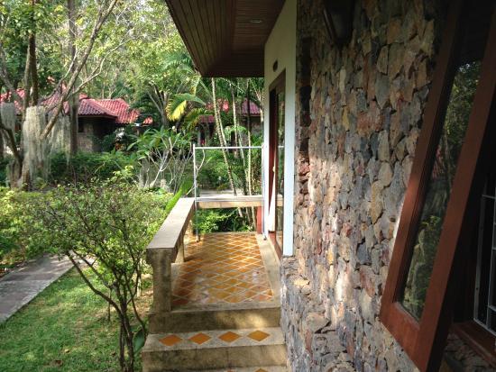 Samui Garden Home: Вид