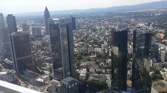 Main Tower: Breathtaking views