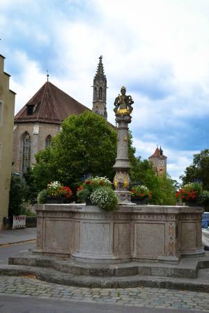 Altstadt: Südlich des Stadtplatzes