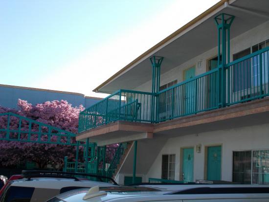 Hollywood Guest Inn: La mia camera, al secondo piano