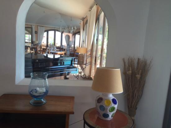 Relais Villa del Golfo & Spa: Lobby